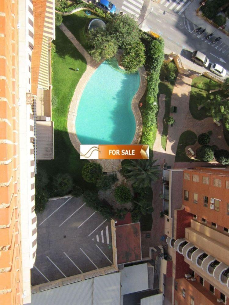 Пентхаус в Бенидорме, Испания, 150 м2 - фото 1