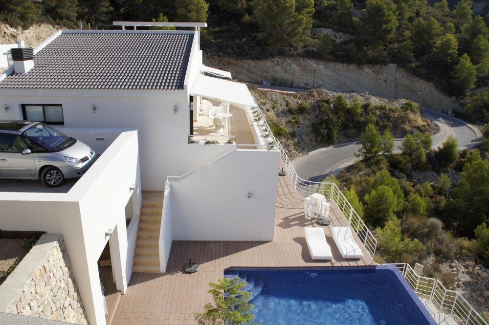 Вилла в Бенисе, Испания, 355 м2 - фото 1