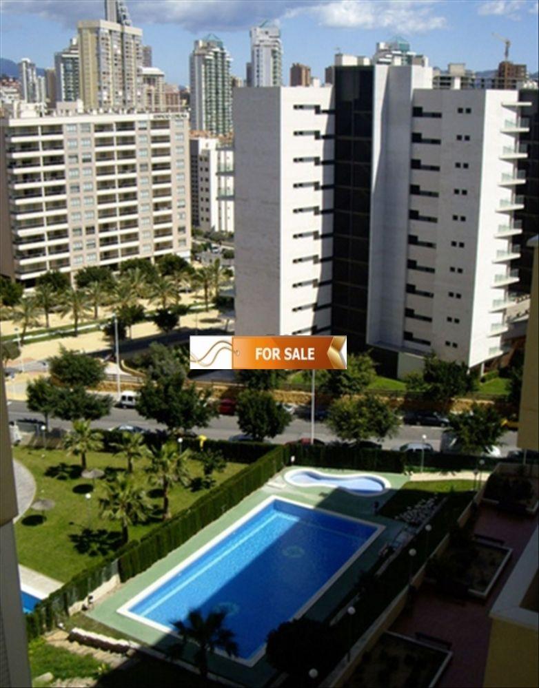 Апартаменты в Бенидорме, Испания, 63 м2 - фото 1