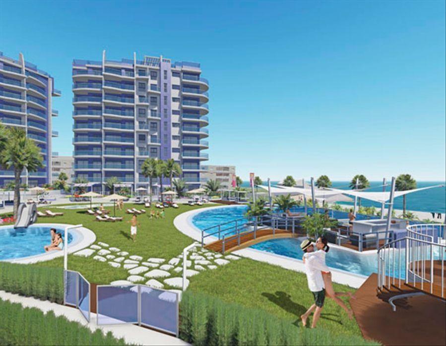 Апартаменты в Торревьехе, Испания, 180 м2 - фото 1