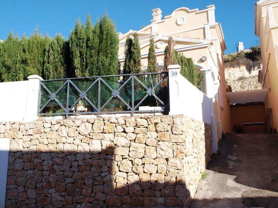 Таунхаус в Кальпе, Испания, 103 м2 - фото 1