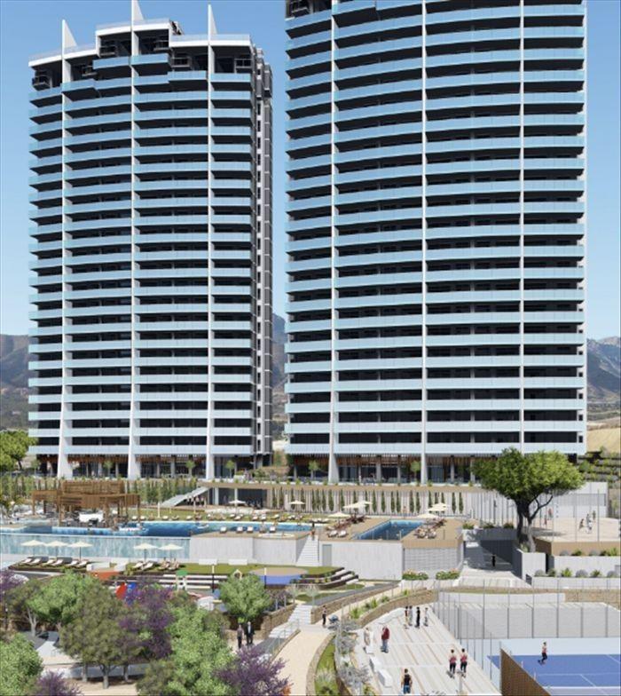 Апартаменты в Бенидорме, Испания, 105 м2 - фото 1