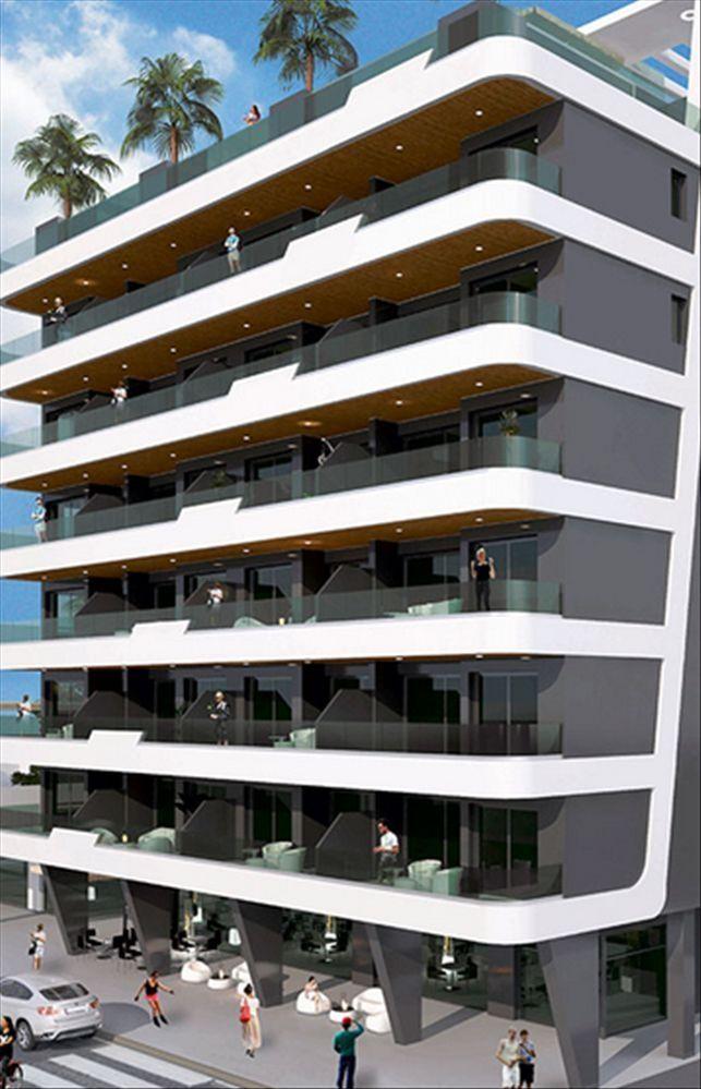 Апартаменты в Бенидорме, Испания, 99 м2 - фото 1