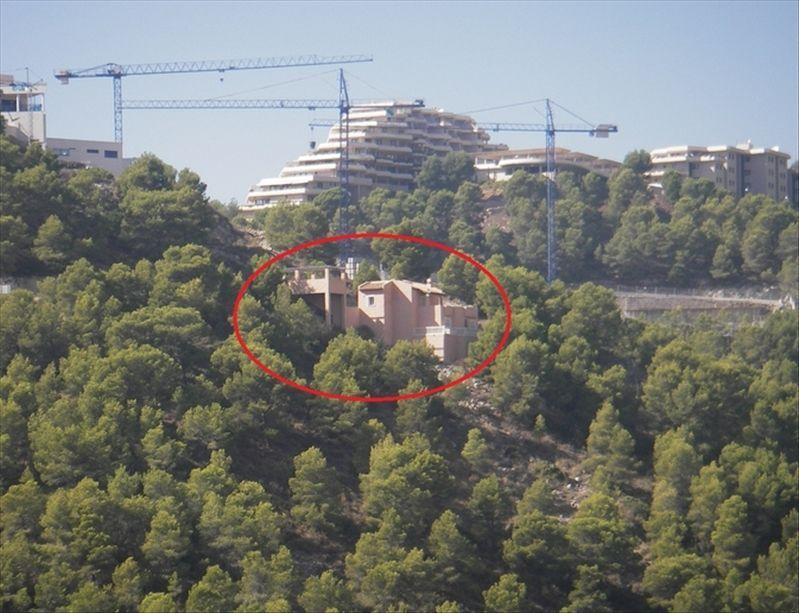 Вилла в Альтеа, Испания, 110 м2 - фото 1