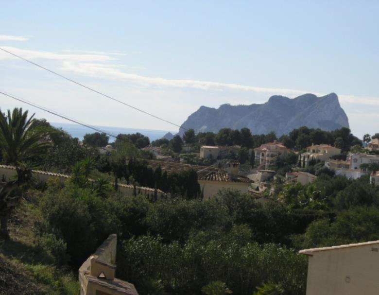 Вилла в Кальпе, Испания, 206 м2 - фото 1