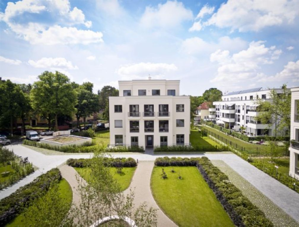 Апартаменты в Берлине, Германия, 103 м2 - фото 1