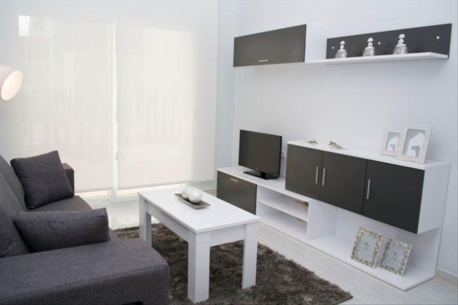 Апартаменты в Аликанте, Испания, 138 м2 - фото 1
