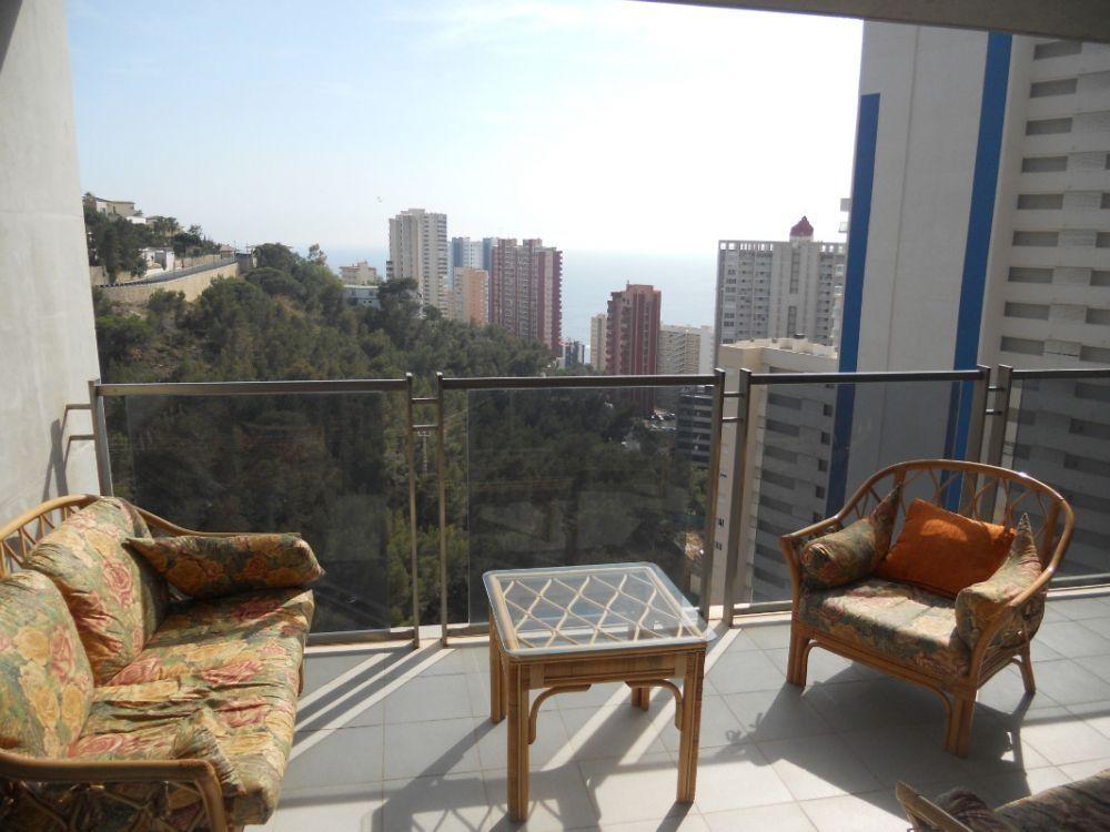 Апартаменты в Бенидорме, Испания, 92 м2 - фото 1