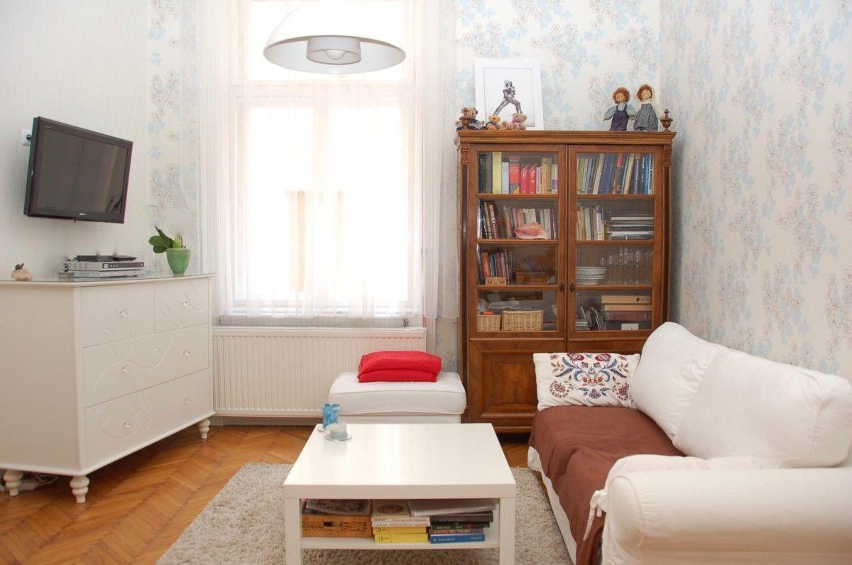 Квартира в Будапеште, Венгрия, 39 м2 - фото 1