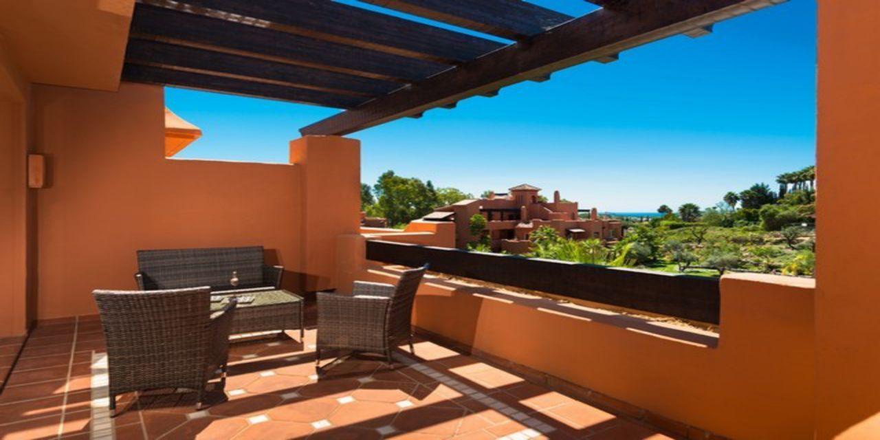Апартаменты в Марбелье, Испания, 220 м2 - фото 1
