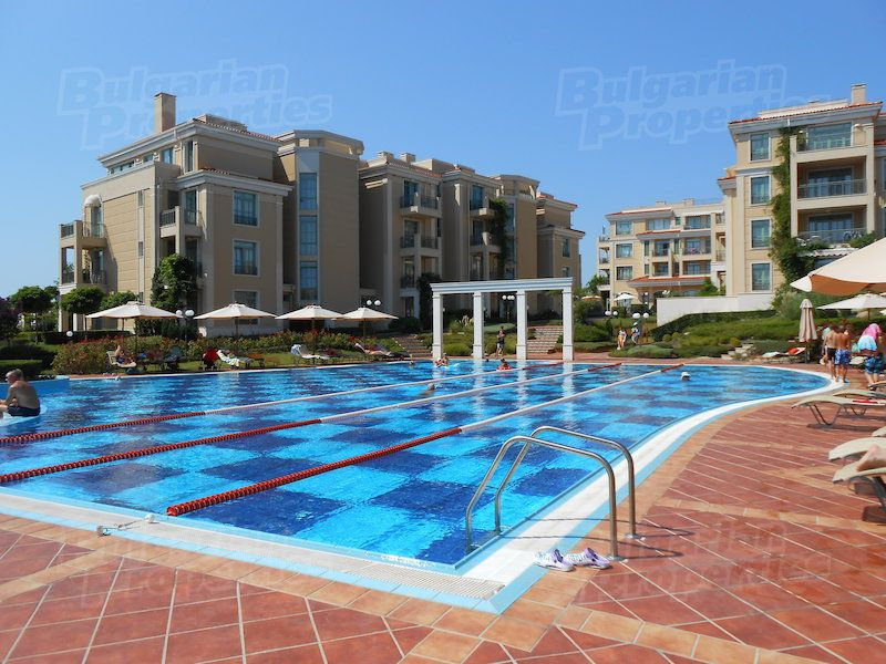 Апартаменты в Черноморце, Болгария, 65.92 м2 - фото 1
