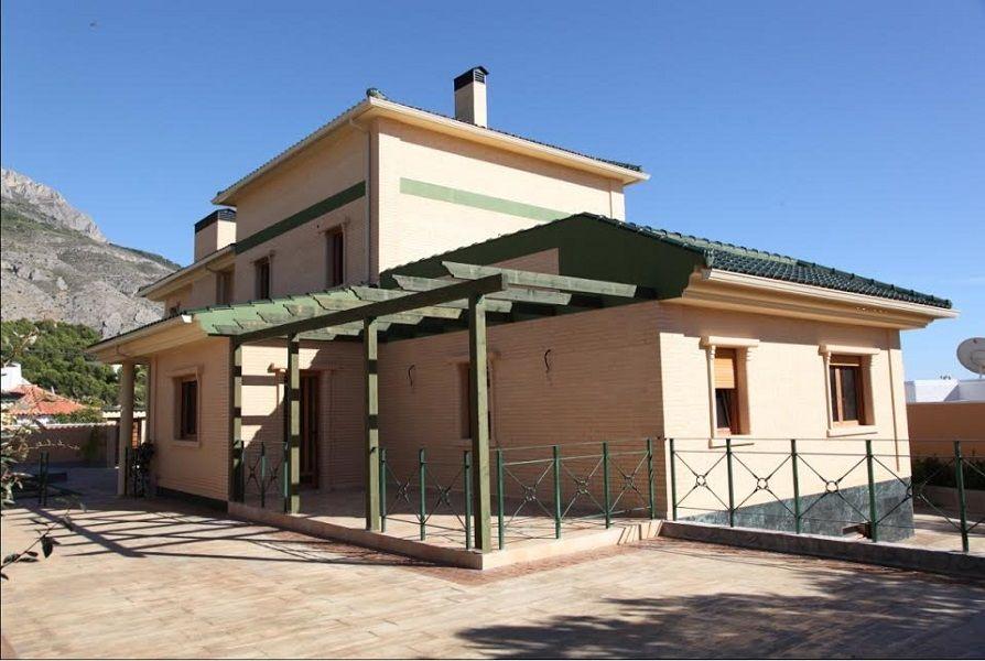Вилла в Альтеа, Испания, 600 м2 - фото 1