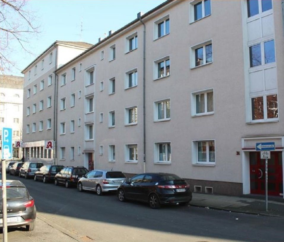 Квартира в Эссене, Германия, 45 м2 - фото 1