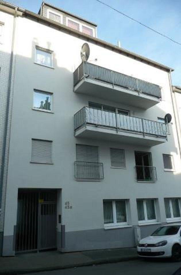 Квартира в Вуппертале, Германия, 63 м2 - фото 1