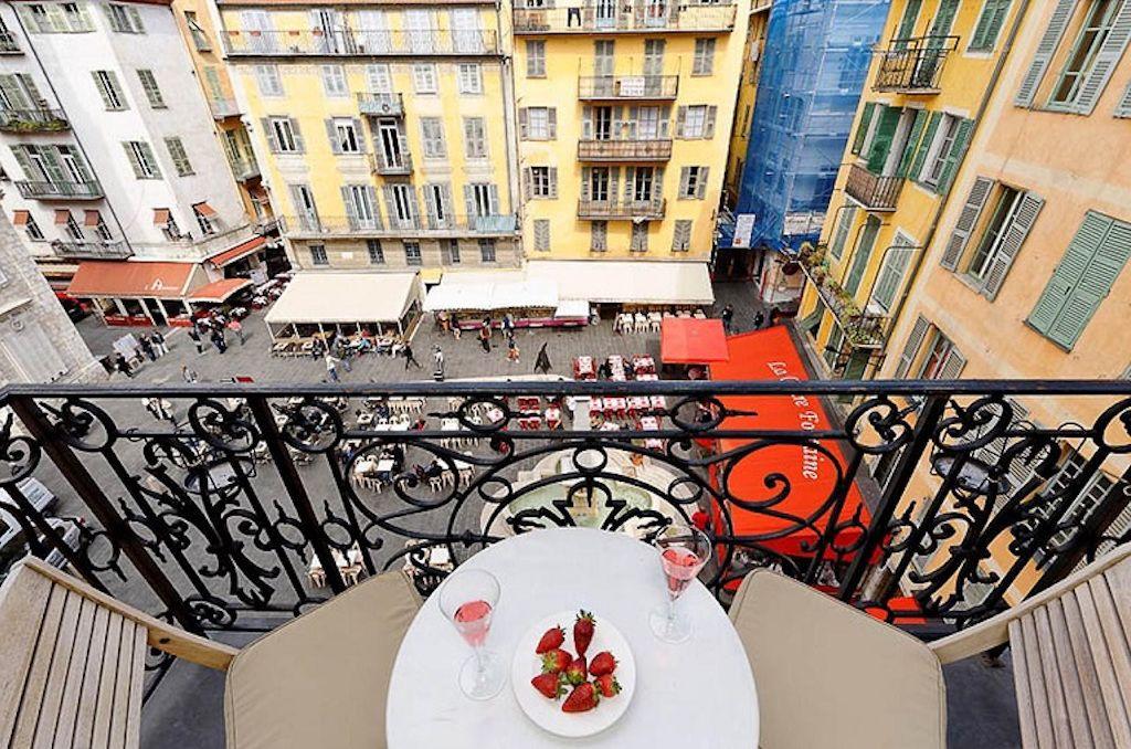 Квартира в Ницце, Франция, 60 м2 - фото 1