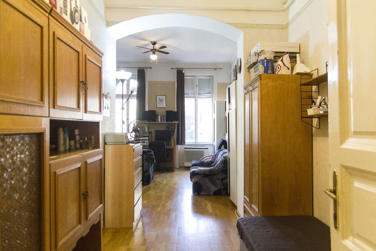 Квартира в Будапеште, Венгрия, 48 м2 - фото 1