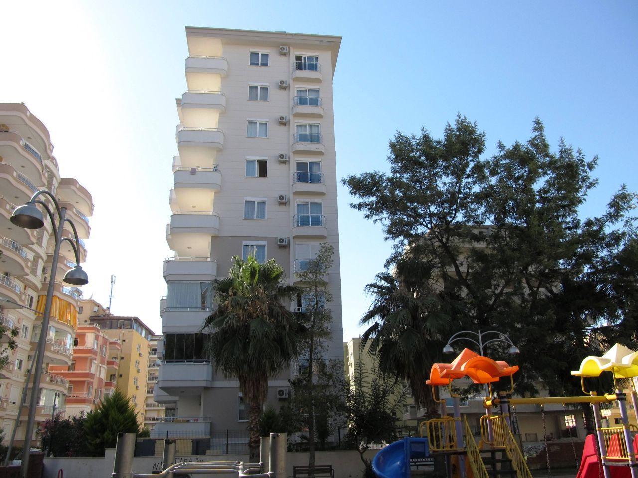 Апартаменты в Аланье, Турция, 50 м2 - фото 1