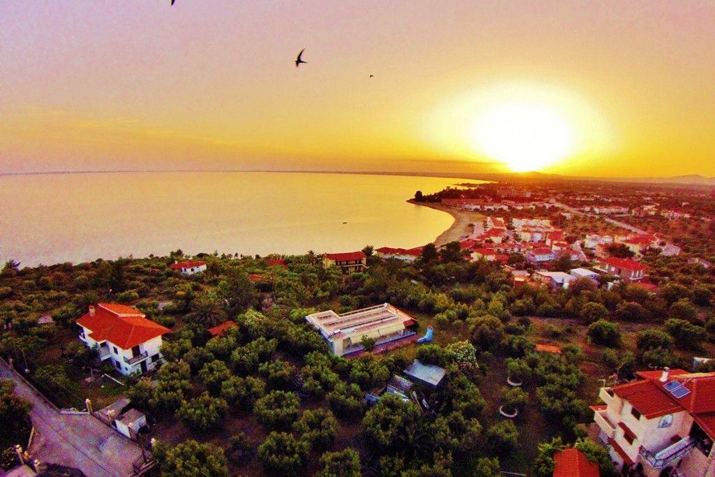 Земля в Халкидики, Греция, 8268 м2 - фото 1