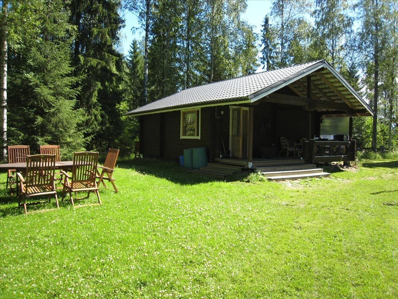 Коттедж в Пиексямяки, Финляндия, 58.5 м2 - фото 1