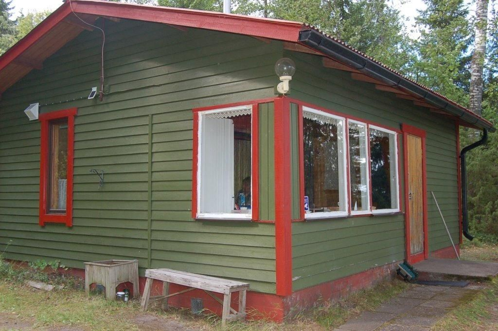 Коттедж в Мянтюхарью, Финляндия, 60 м2 - фото 1