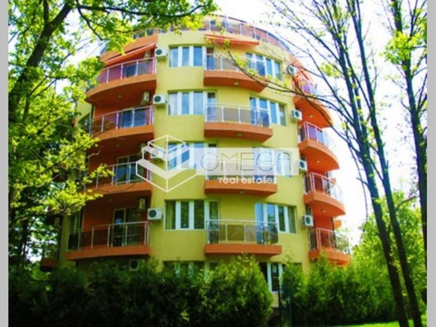 Апартаменты в Приморско, Болгария, 38.68 м2 - фото 1