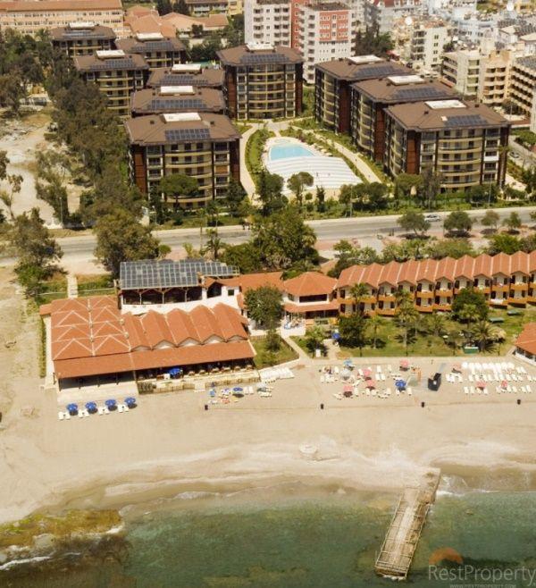 Квартира в Аланье, Турция, 107 м2 - фото 1