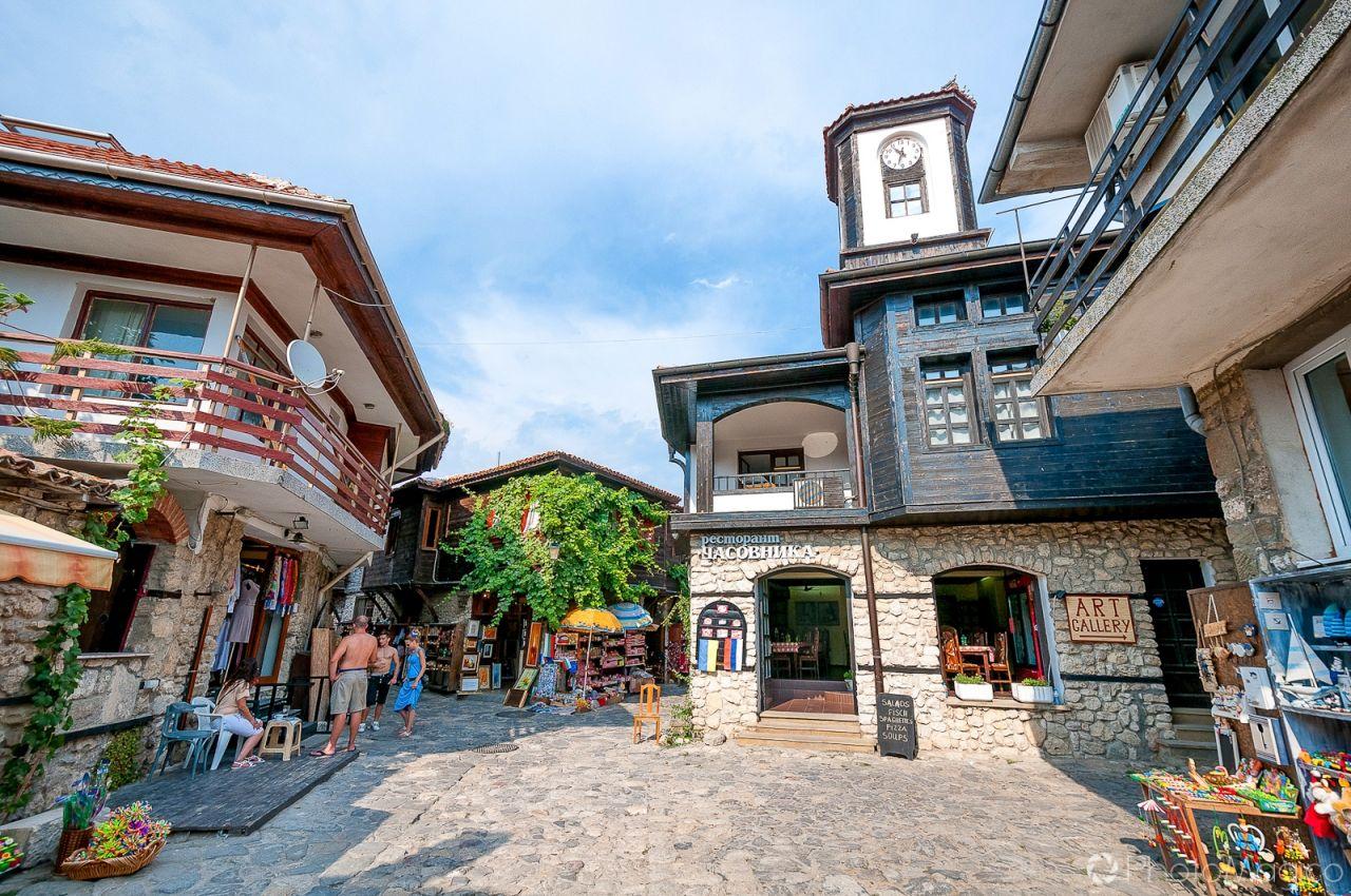 Апартаменты в Несебре, Болгария, 75 м2 - фото 1