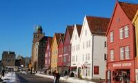 Продажи нового жилья в Норвегии взлетели на 47% за год