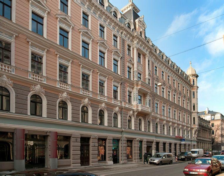 Апартаменты в Риге, Латвия, 85 м2 - фото 1