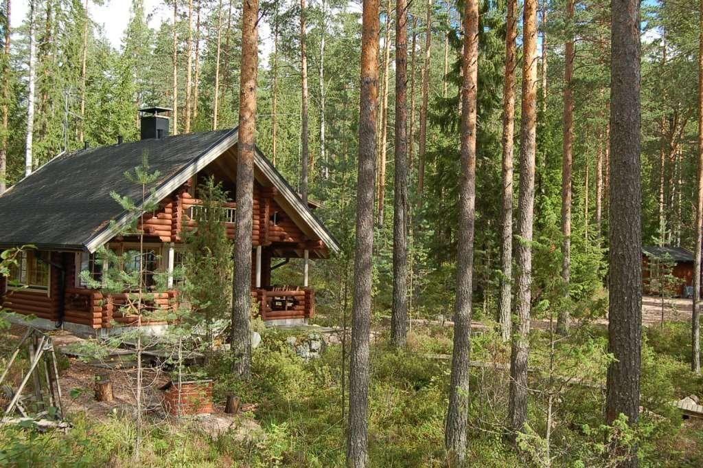 Коттедж в Мянтюхарью, Финляндия, 67 м2 - фото 1
