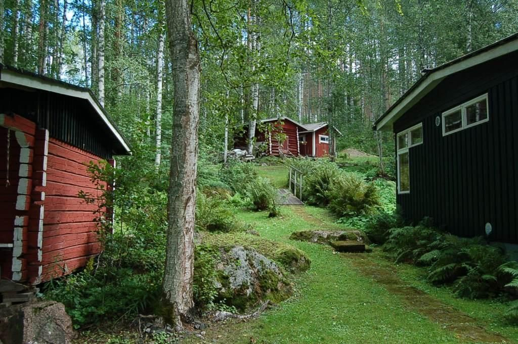 Коттедж в Мянтюхарью, Финляндия, 78 м2 - фото 1