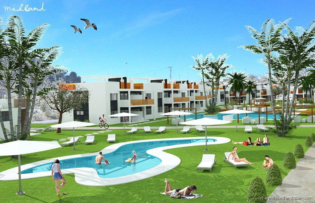 Апартаменты в Финестрате, Испания, 76 м2 - фото 1