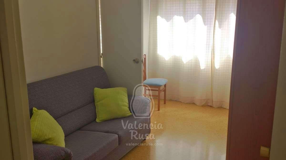 Квартира в Валенсии, Испания, 60 м2 - фото 1