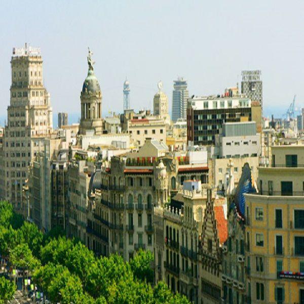 Магазин в Барселоне, Испания, 130 м2 - фото 1