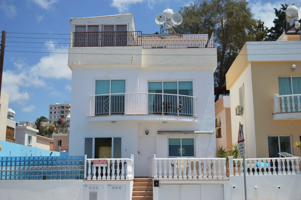 Дом в Пафосе, Кипр, 135 м2 - фото 1