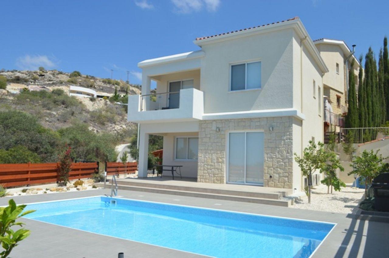 Вилла в Пафосе, Кипр, 430 м2 - фото 1