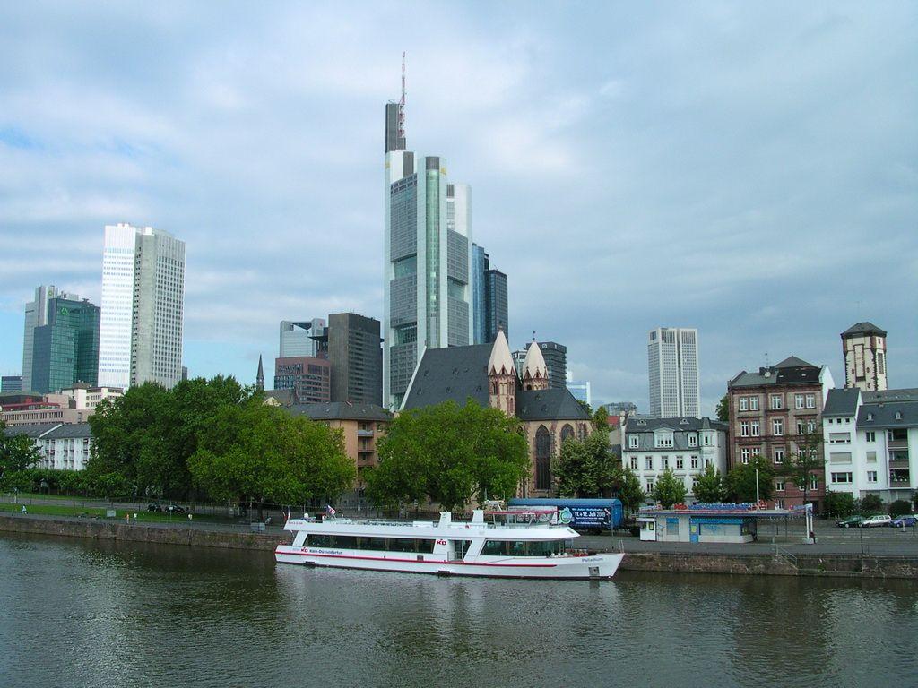Доходный дом во Франкфурте-на-Майне, Германия, 1144 м2 - фото 1