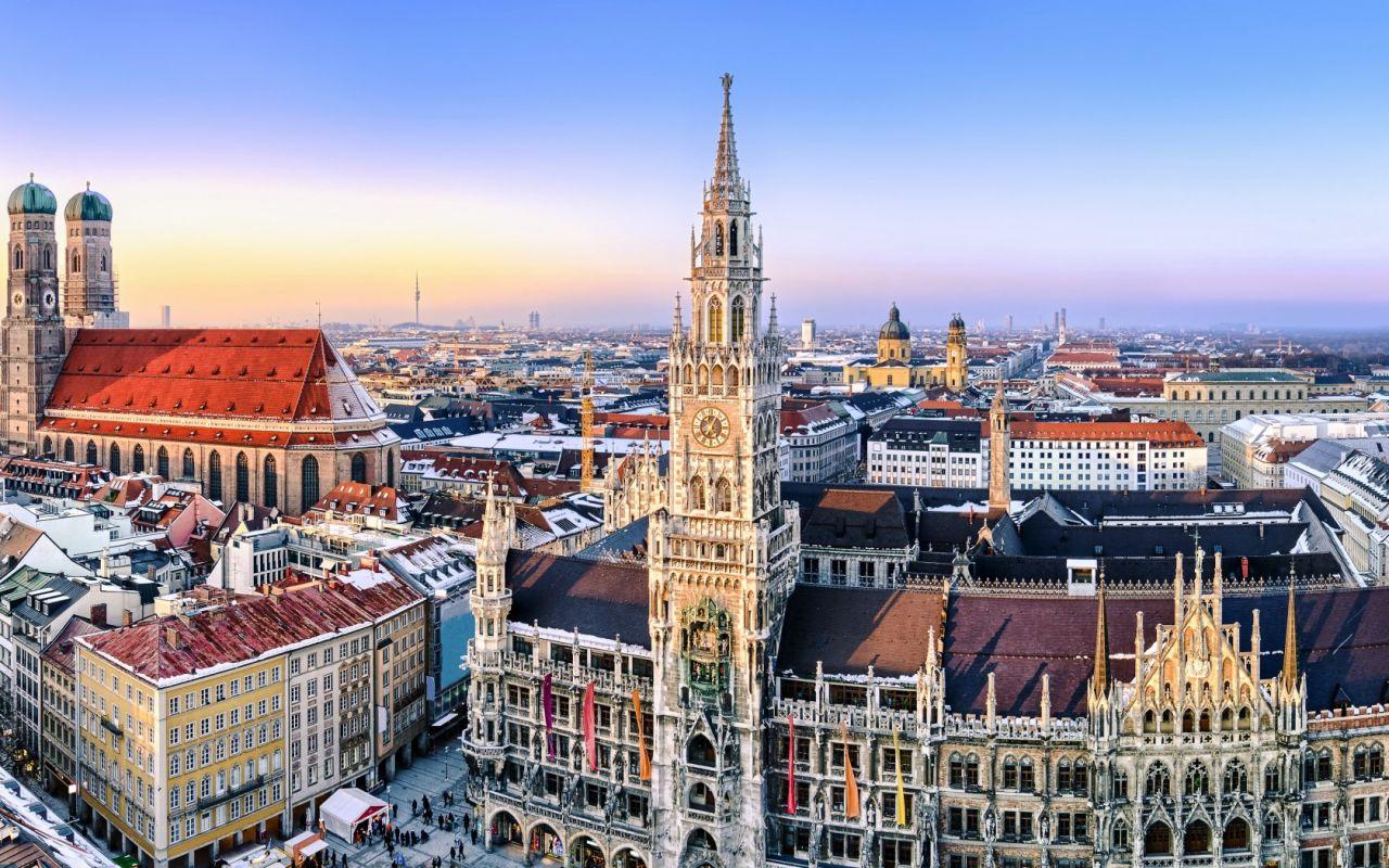 Магазин в Мюнхене, Германия, 236 м2 - фото 1