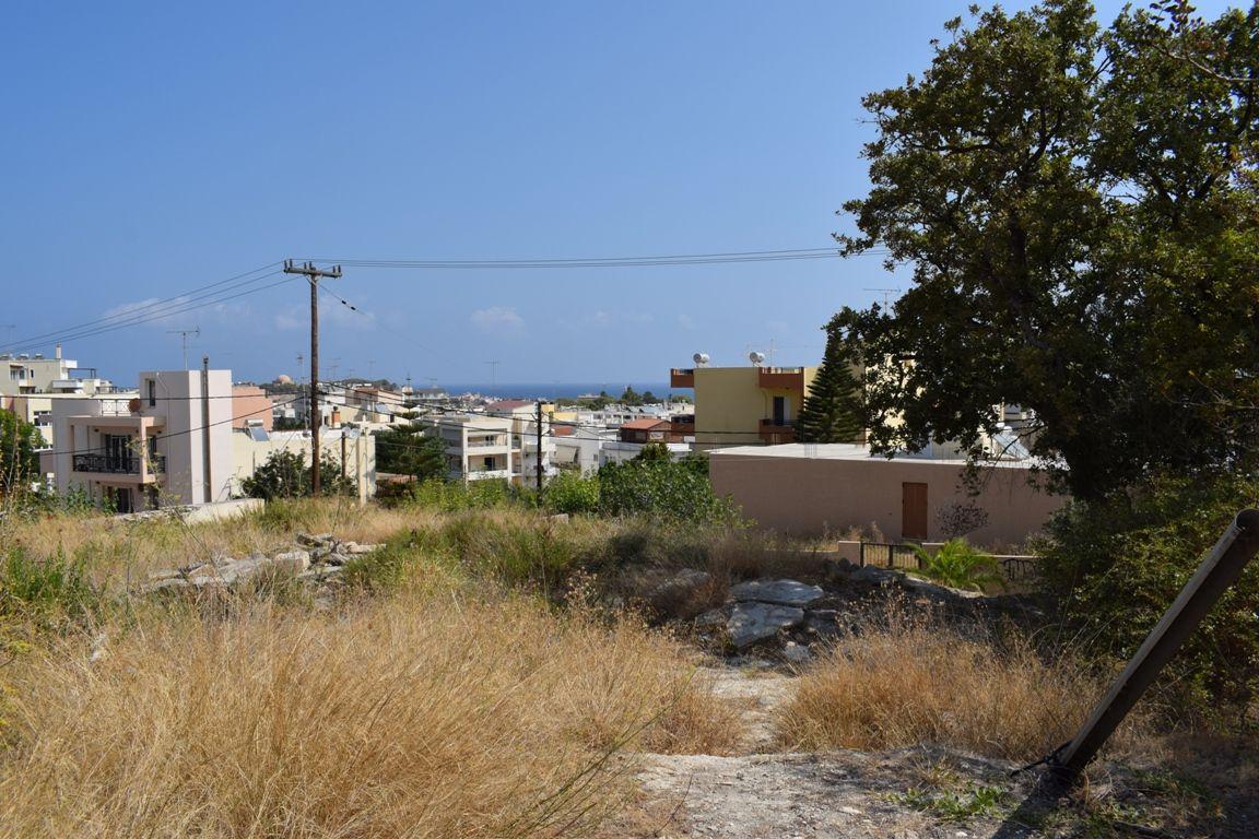 Земля в Ретимно, Греция, 1004 м2 - фото 1
