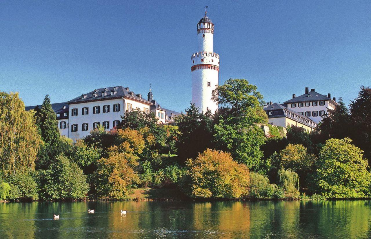 Вилла в Гессене, Германия, 372 м2 - фото 1