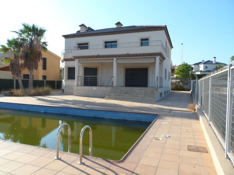 Дом в Аликанте, Испания, 373 м2 - фото 1