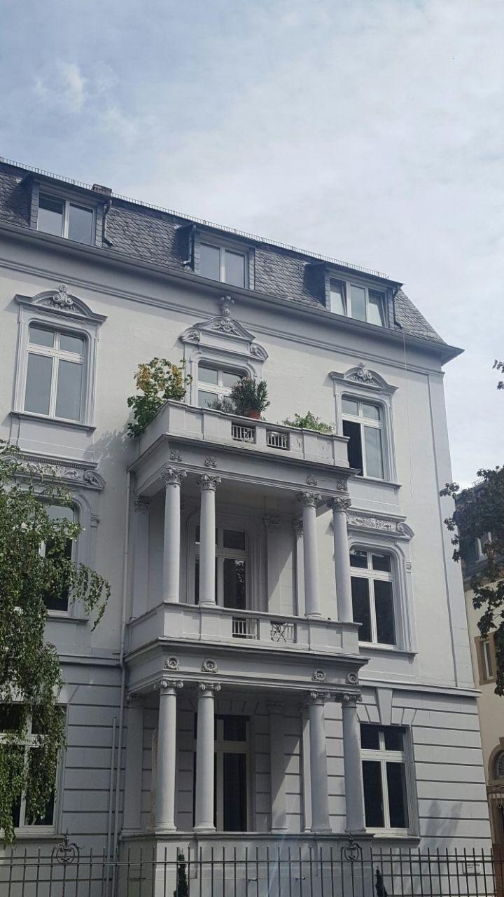 Офис во Франкфурте-на-Майне, Германия, 429 м2 - фото 1