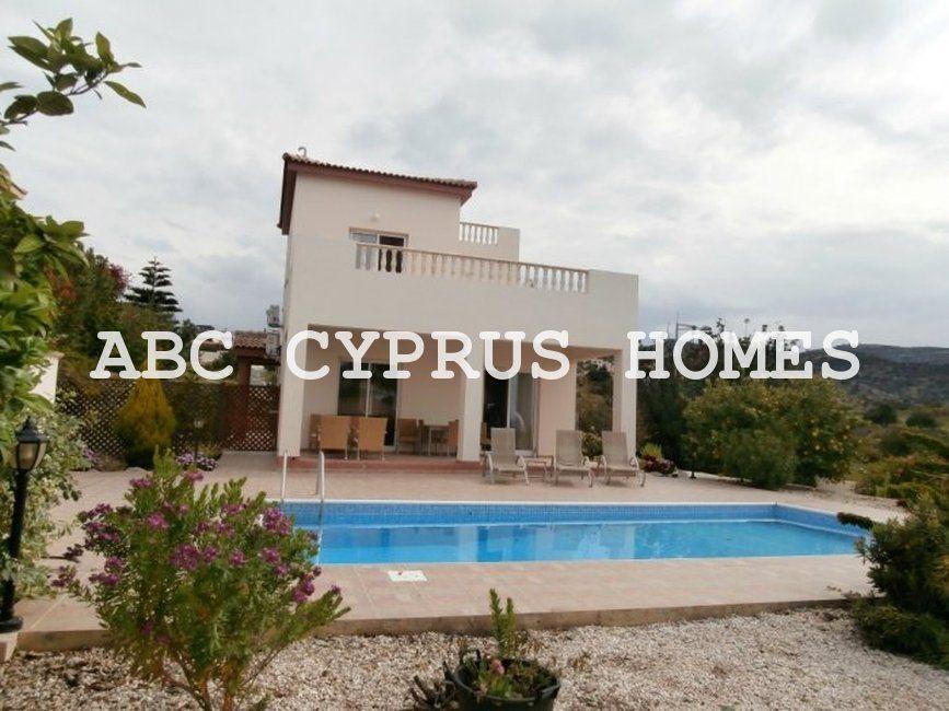 Вилла в Пафосе, Кипр, 730 м2 - фото 1