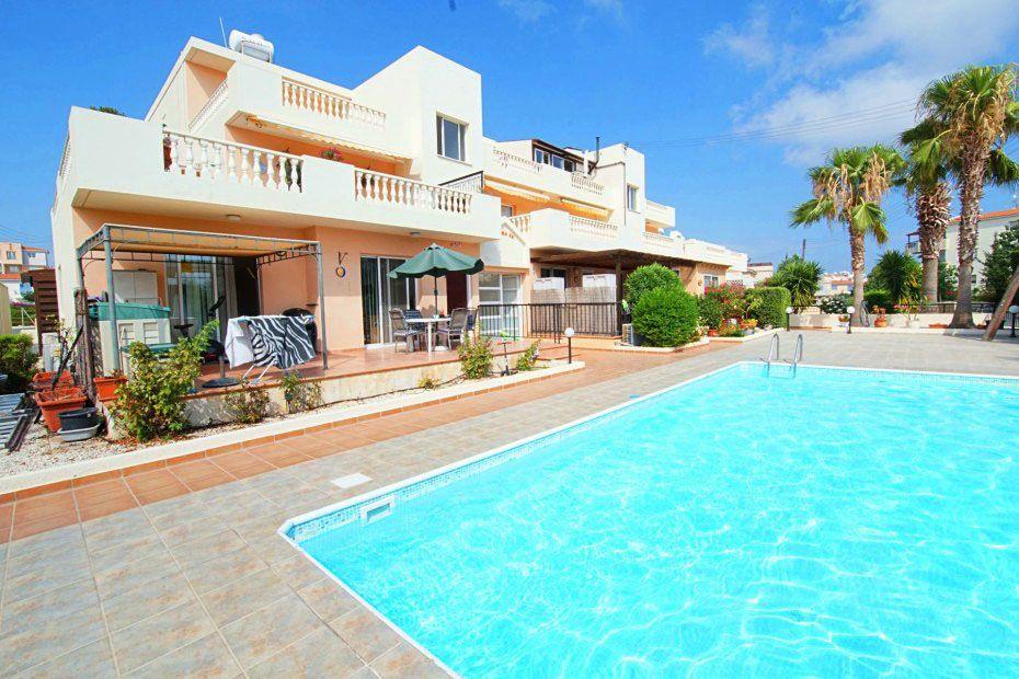 Апартаменты в Пафосе, Кипр, 78 м2 - фото 1