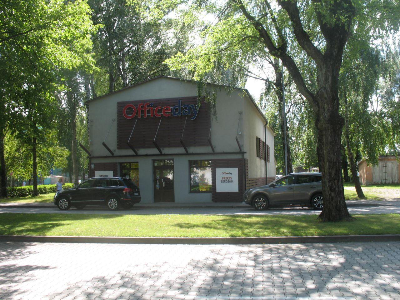 Магазин в Вентспилсе, Латвия, 272.1 м2 - фото 1