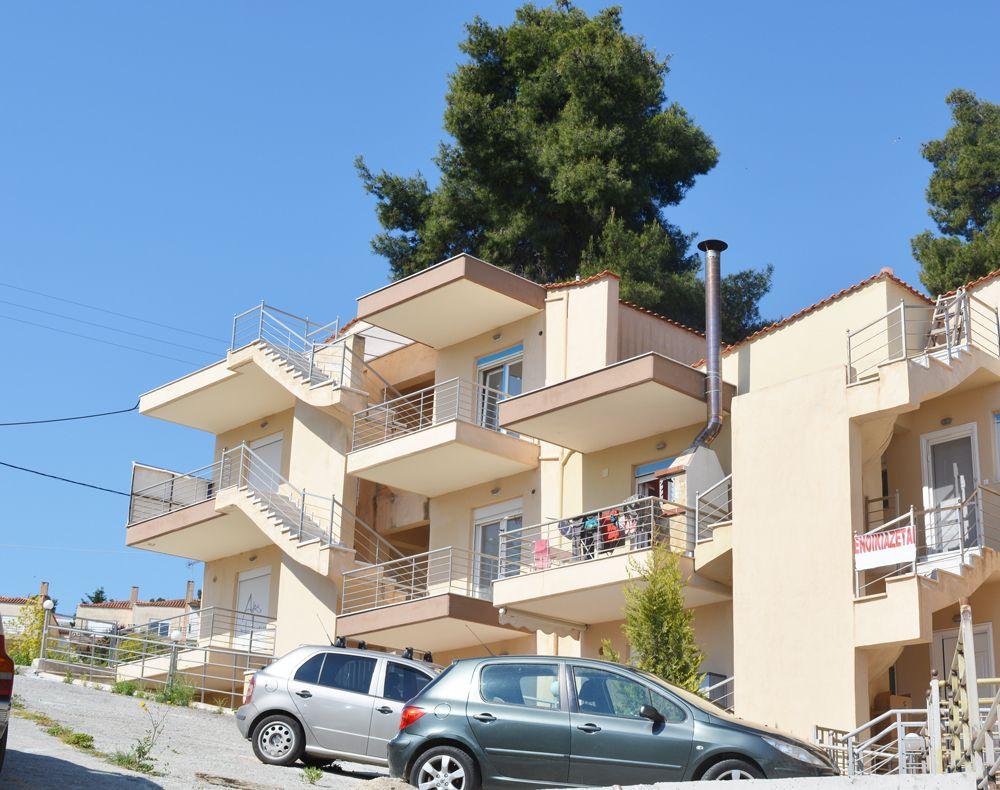 Квартира в Халкидики, Греция, 66 м2 - фото 1