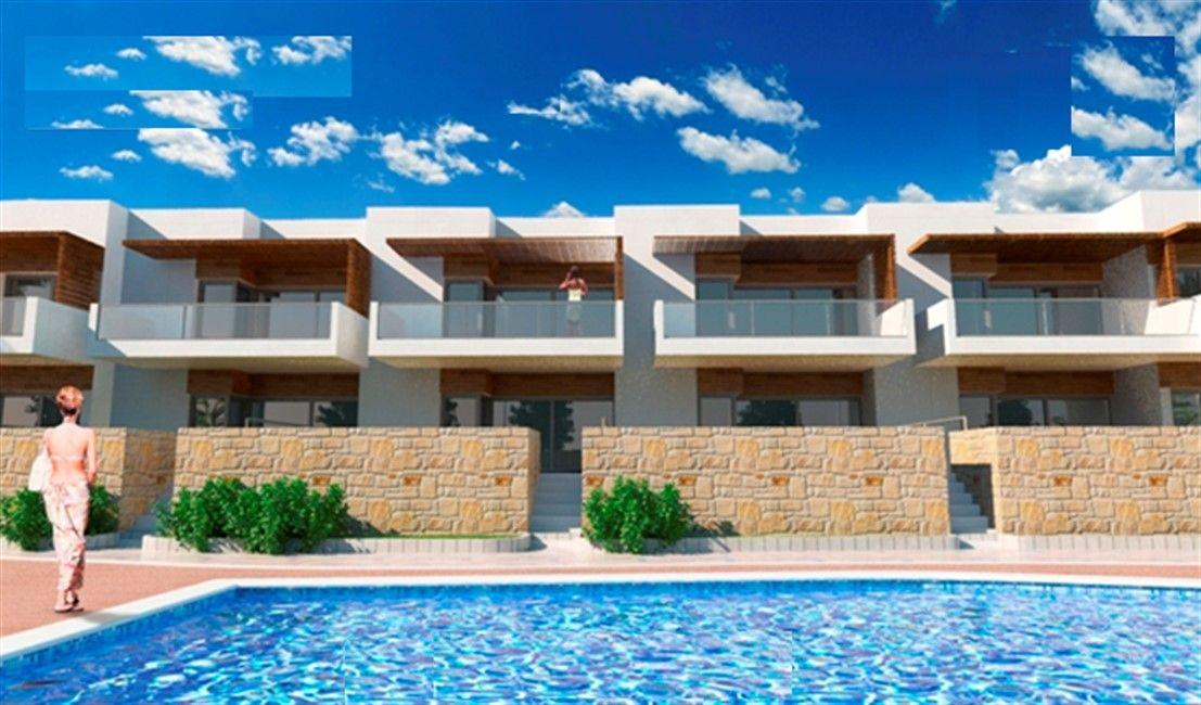 Квартира Коста Бланка, Испания, 90 м2 - фото 1