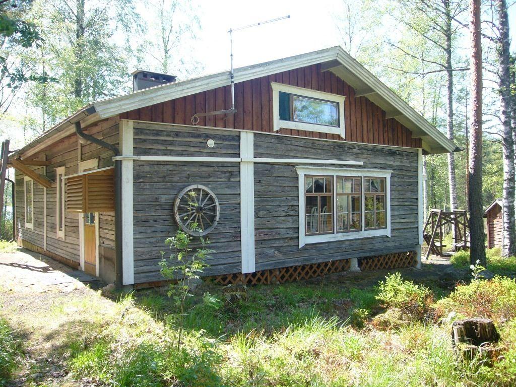 Коттедж в Суоменниеми, Финляндия, 135 м2 - фото 1