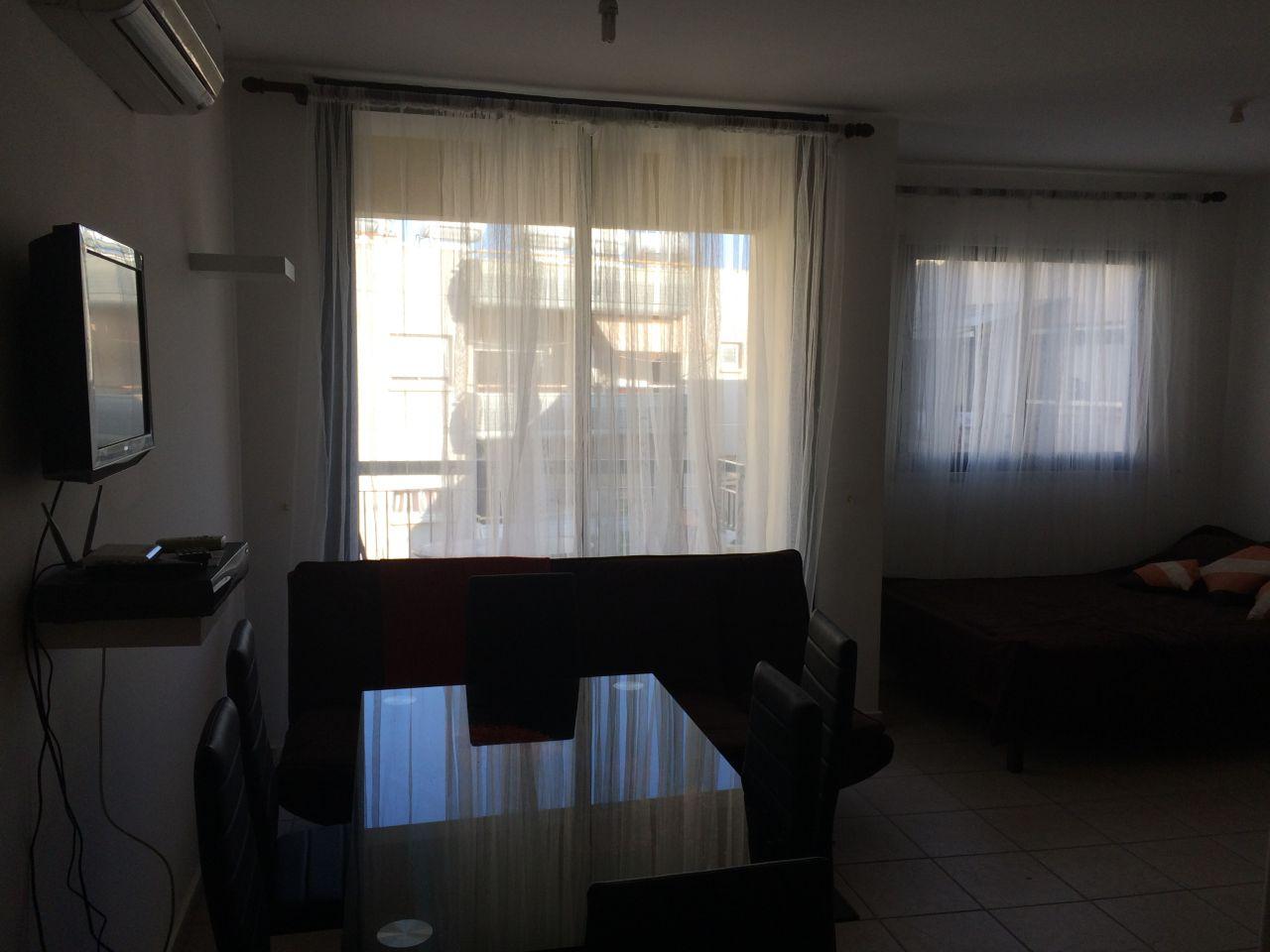 Квартира в Ларнаке, Кипр - фото 1