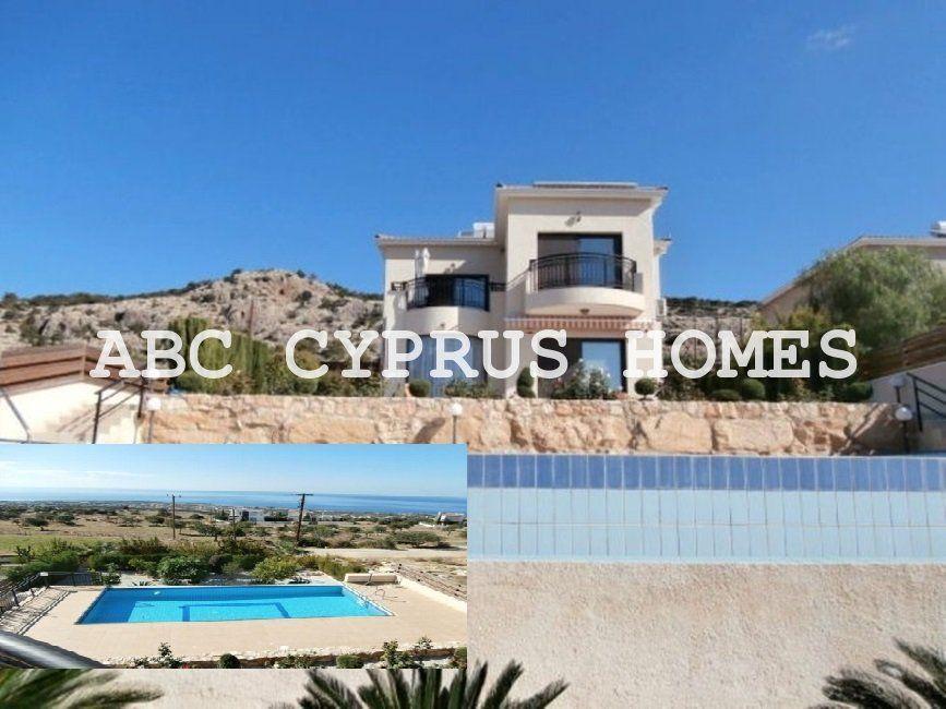 Вилла в Пафосе, Кипр, 220 м2 - фото 1